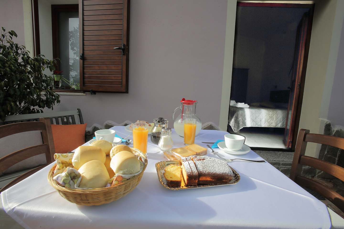 Bed and breakfast Campu Moru Sardinia Bari Sardo